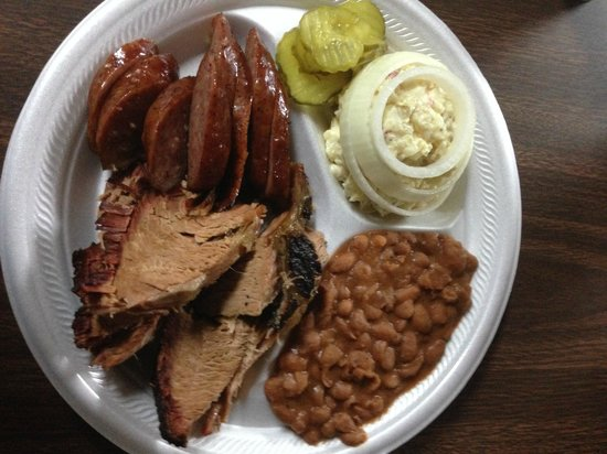 2018 BBQ Plate